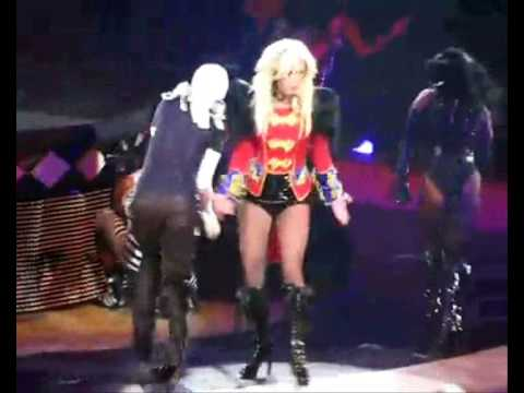 Circus Tour Starring Britney Spears - Circus (dvd) video