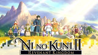 NI NO KUNI II: REVENANT KINGDOM - The First Hour! - EP01 (Gameplay)