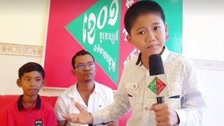 Salik vs Sean Cheang Heng - Cambodia Hot News Today #1