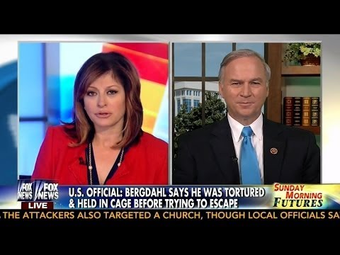Rep. Randy Forbes discusses Bergdahl-Taliban Trade with Maria Bartiromo