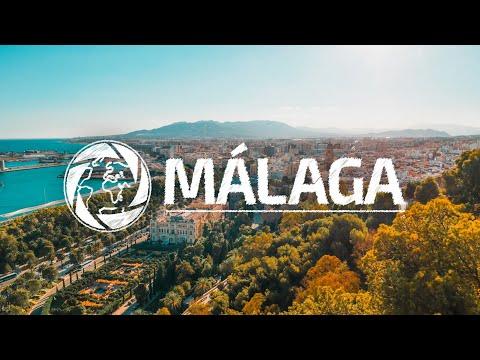 Malaga - Spain 4k | Travel Video