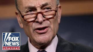 Chuck Schumer opposing Trump nominee because he's white