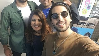 Amaal Mallik and Armaan Malik in an exclusive interview with Dev & Sandy !