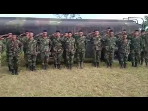 Buenos Dias Grupo Soldados Saludando Al Grupo De Whatsapp