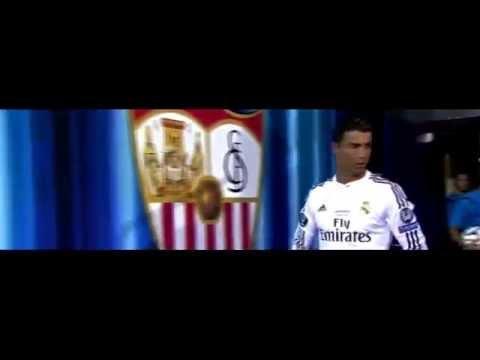 Cristiano Ronaldo vs Sevilla-UEFA Supercup 12 08 2014