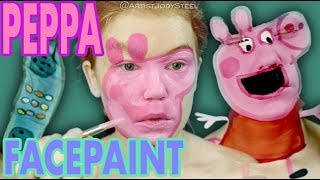 Transforming Myself into Peppa Pig! *Family Friendly*