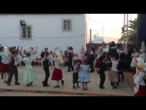 Rancho folcl�rico infantil Fazendas de Almeirim. S. Bento.