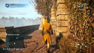 Assassin's Creed Unity Xbox One gameplay: Traversing Paris