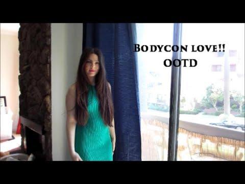Bodycon Love OOTD!