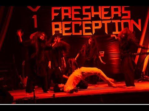 Horror Dance ||  AET Freshers Reception 2018 || SAU