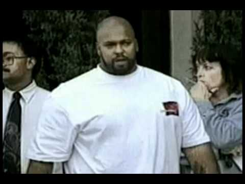 Suge Knight at hospital