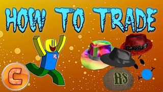 How to trade on roblox 2015 - 2018