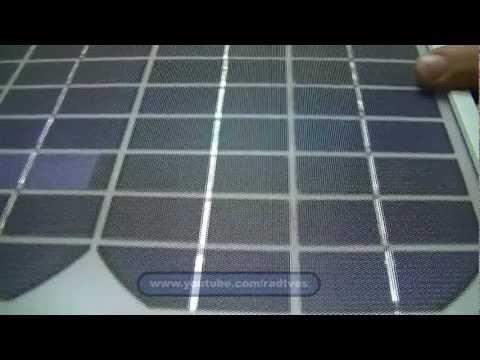 C�mo funciona la energ�a solar fotovoltaica