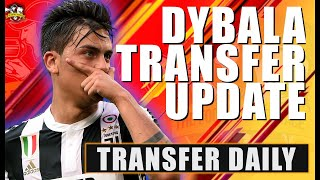 Juventus ready to sell Dybala to Manchester United on one condition! Man United Transfer News