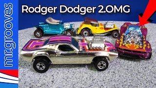 The Hot Wheels Roger Dodger Sequel 2019 Hot Wheels New Model Rodger Dodger 2.0