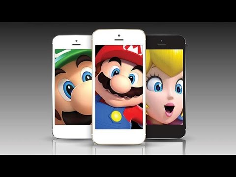 Nintendo Entering The Mobile Game Market - #cupodcast video