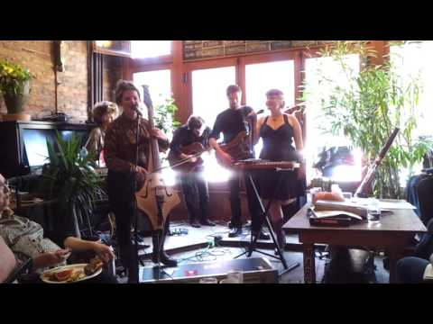 "Moulettes: ""Devil of Mine"" live at La Depanneur Cafe, Montreal, Sun, Oct 4"