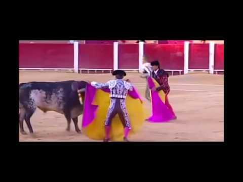 Fatal cornada recibió torero español Víctor Barrio en Teruel