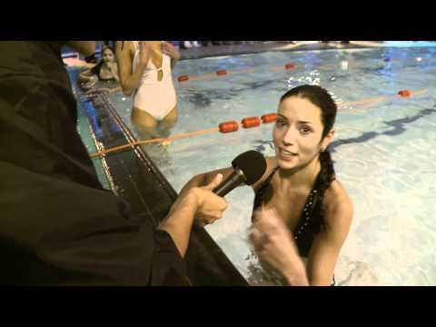 2011 Miss World Final for Sports - Swimming Competition