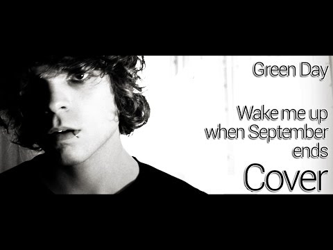 Wake me up when September ends sub español cover 2016 // Green Day cover