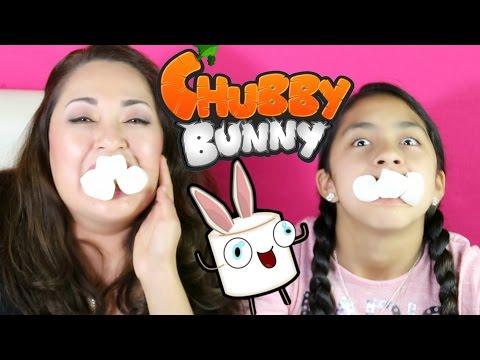 Chubby Bunny Challenge| LOL B2cutecupcakes