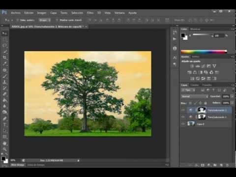 Selecciones avanzadas con canales en Photoshop CS6