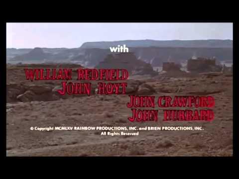 Duelo en el Cañon del Diablo Duel at Diablo 1965 Presentacion titulos