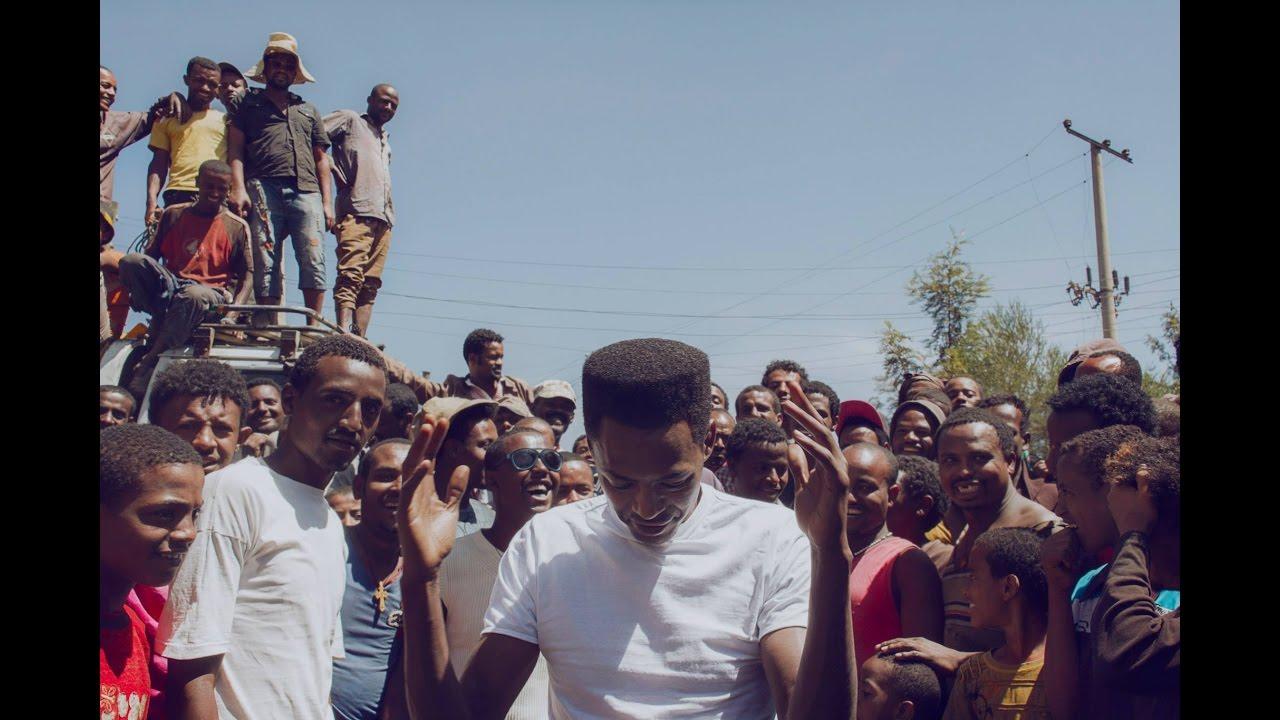 Teddy Yo - Algentaye Official Music Video