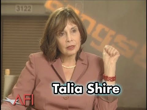 Talia Shire On The Royal Corleone Family