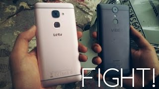 Lenovo K5 NOTE VS LeEco Le 2 | Comparison