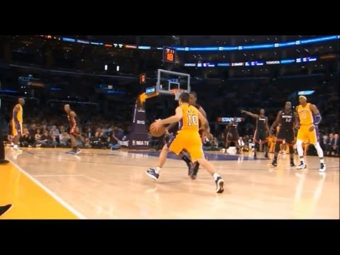 Steve Nash Lakers Offense Highlights 2012/2013