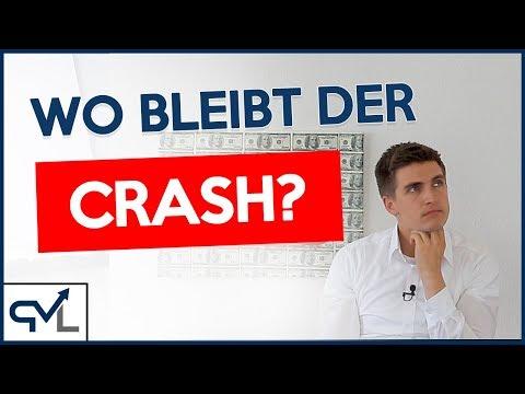 Wo bleibt der Crash?