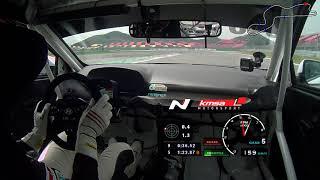 KMSA Motorsport - NSR 2R Hyundai  i30 N TCR ONBOARD