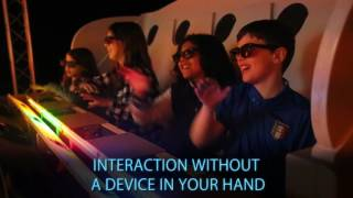Triotech Maestro Hand Gesture Technology Concept Video / Testing B-Roll