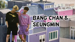 Bang Chan & Seungmin adorable relationship