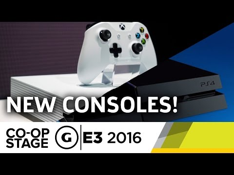 All the New Consoles - E3 2016 GS Co-op Stage