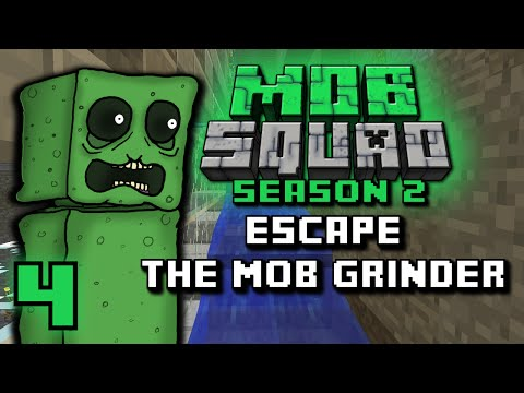 Mob Squad - Escape The Mob Grinder - Season 2 Ep 4