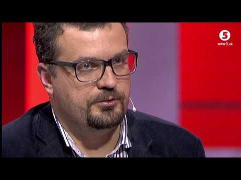 """Пилип Іллєнко в етері телеканалу """"5 канал"""""""
