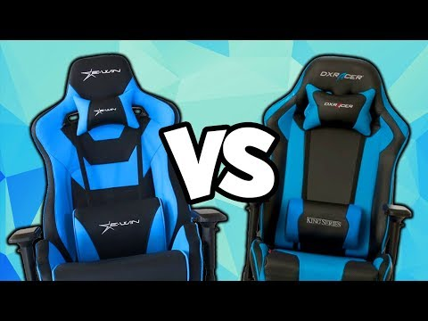 EWIN Racing vs DX Racer - Gaming Chair Showdown: Which is Better?