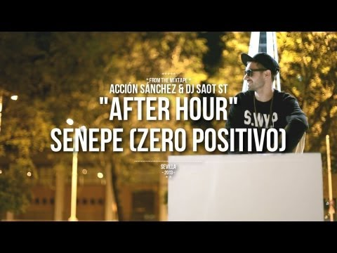 Acción Sánchez & DJ SaoT ST feat. Senepe - Senepe (Zero Positivo)