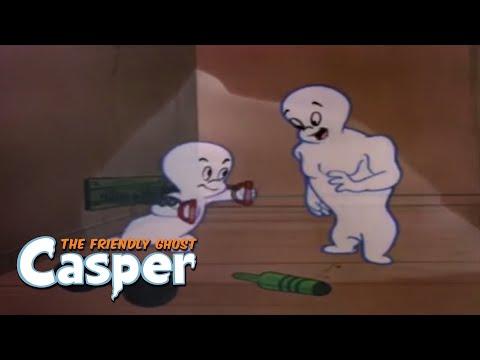 Casper Classics | Super Spooky | Casper Full Episode | Kids Cartoon | Kids Movies | Kids Videos