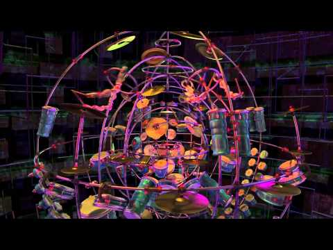 Animusic - Gyro Drums [HD]
