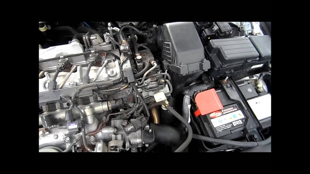 Accord i 4 engine autos post for Honda accord shuts off while driving