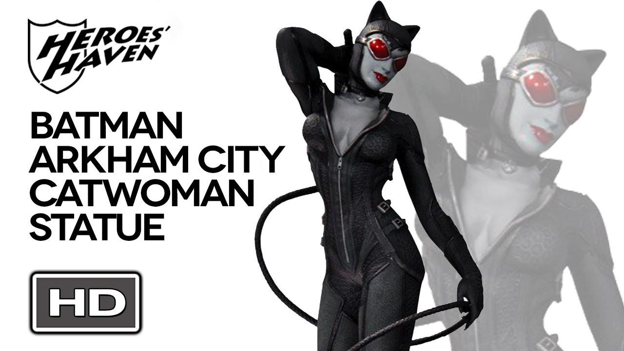 Comics Batman Arkham City Batman Arkham City Catwoman