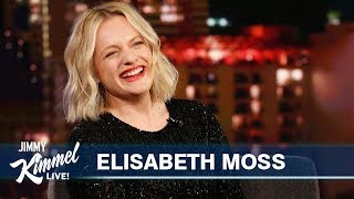 Elisabeth Moss on Bill Murray, Jennifer Aniston & The Invisible Man