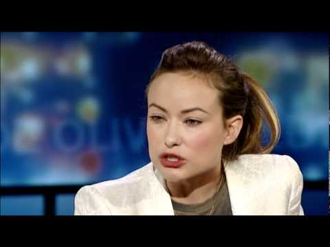 Olivia Wilde On Strombo: Full Interview