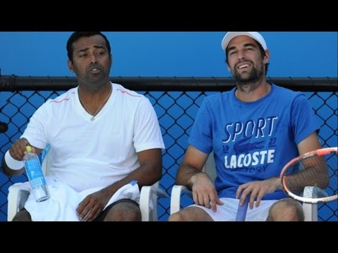 Delray Beach Open   Leander Paes-Jeremy Chardy Advance To Quarter-Finals