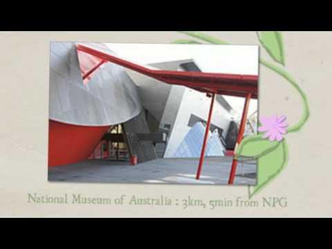 Canberra Tourist Information - Canberra City Walk - JoGuru