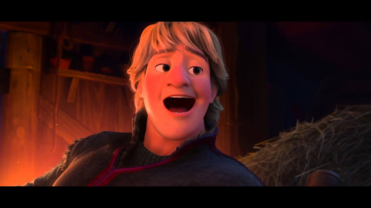 Frozen - Reindeer(s) Are Better Than People (HD) - YouTube