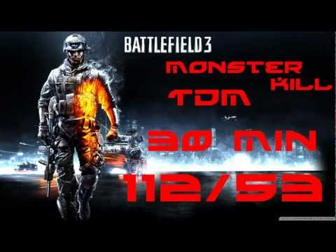 Battlefield 3 - Gameplay Team deathmatch - Troller :D